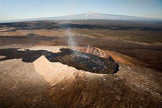 Parc national des volcans d'Hawaï