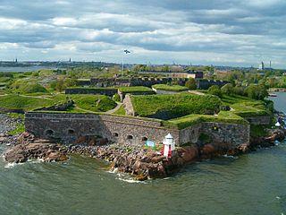 Forteresse de Suomenlinna