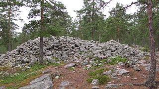 Site funéraire de l'âge du bronze de Sammallahdenmaki