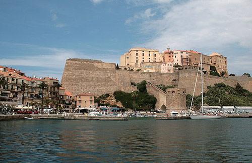 Port et citadelle Calvi