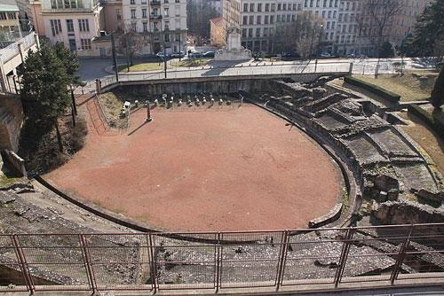 Amphitéâtre des Trois Gaules Lyon