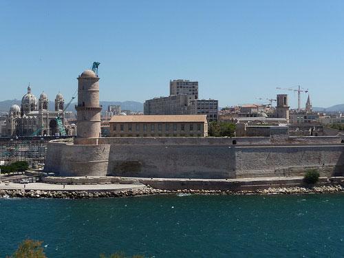 Fort Saint-Jean Marseille