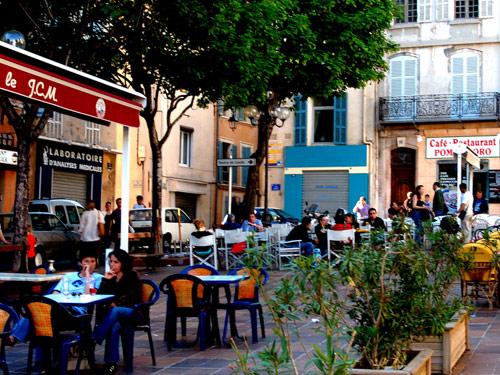 Place de Lenche Marseille