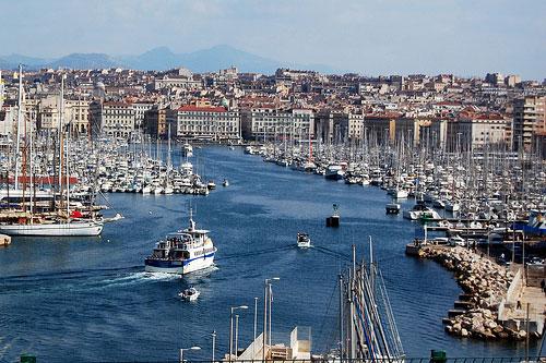 Le Vieux-Port Marseille