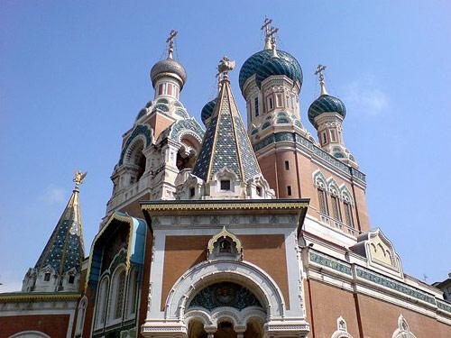 Cathédrale Saint-Nicolas Nice