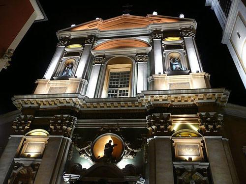 Cathédrale Sainte-Réparate Nice