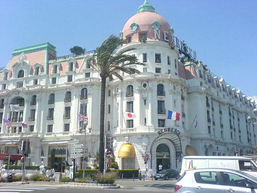 Hôtel Negresco Nice