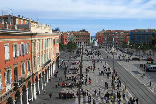 Place Masséna Nice
