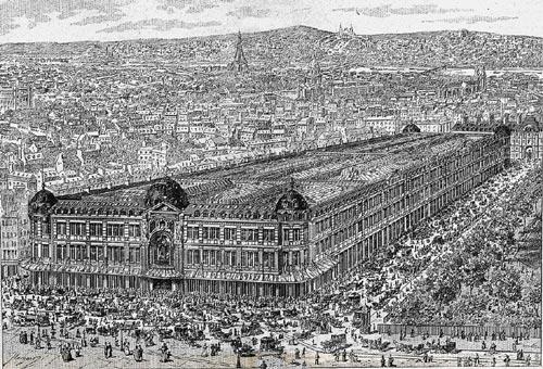 Le Bon Marché Paris