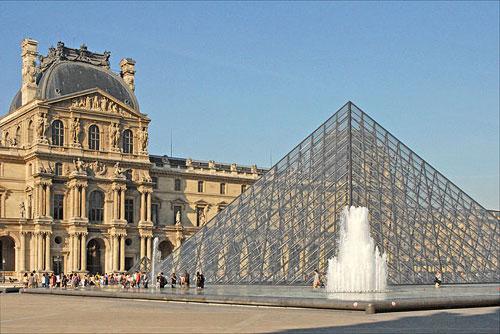 Palais du Louvre Paris