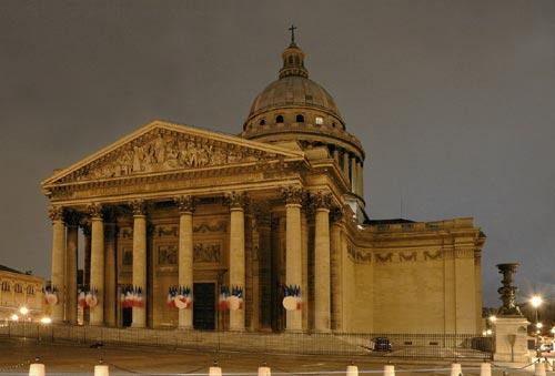 Le Panthéon Paris