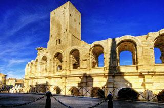 Arles, monuments romains et romans