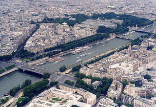 Paris, rives de la Seine
