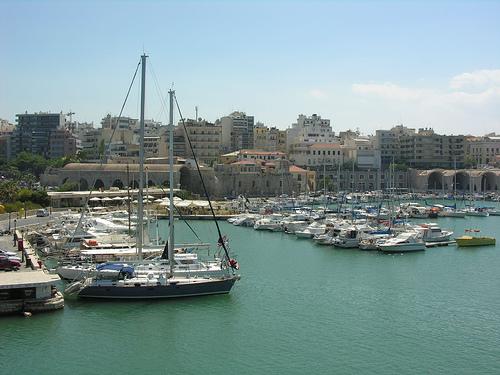 Heraklion, Crète