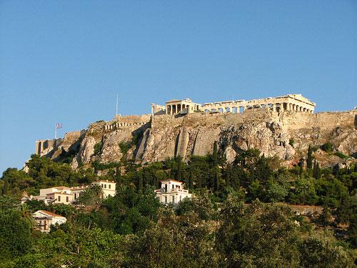 Visiter la Grèce antique