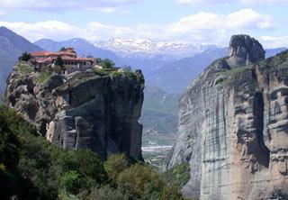 Patrimoine historique Grèce