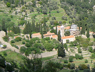 Monastères de Daphni, Hossios Luckas et Nea Moni de Chios