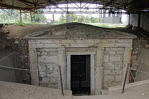Site archéologique d'Aigai