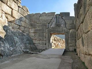 Sites archéologiques de Mycènes et de Tirynthe