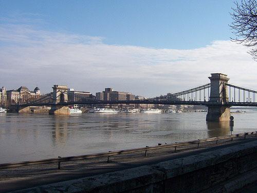 Pont aux Chaînes Budapest