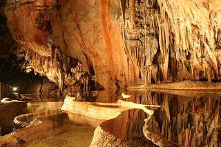 Grottes du karst d'Aggtelek et du karst de Slovaquie