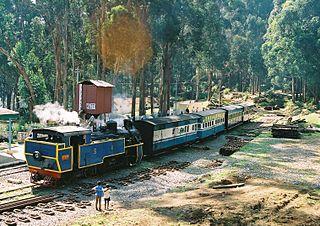Chemins de fer de montagne en Inde