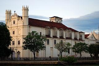 Eglises et couvents de Goa