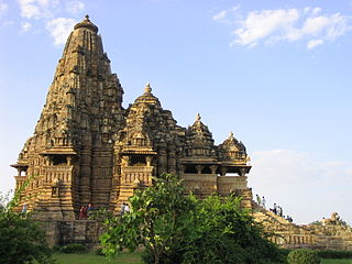 Ensemble monumental de Khajuraho