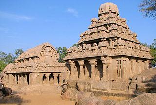 Ensemble de monuments de Mahabalipuram