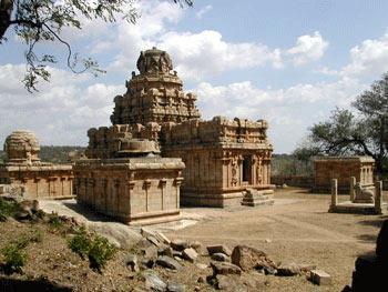 Les grands temples vivants Chola