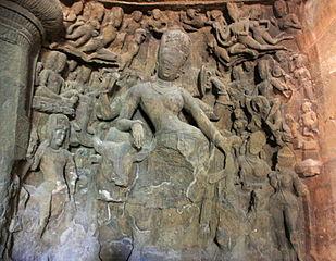 Grottes d'Elephanta