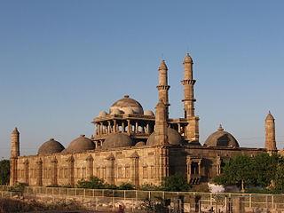Parc archéologique de Champaner-Pavagadh