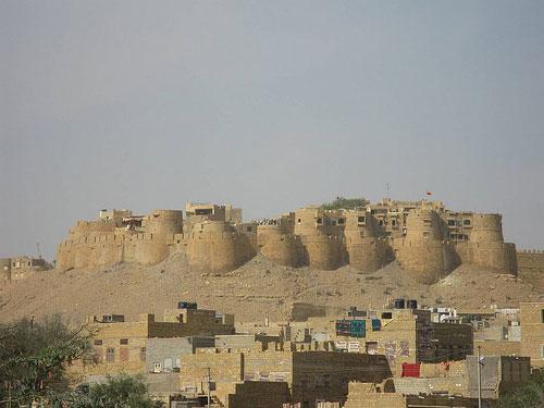 Jaisalmer au Rajasthan