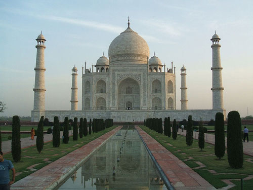 Visiter Agra