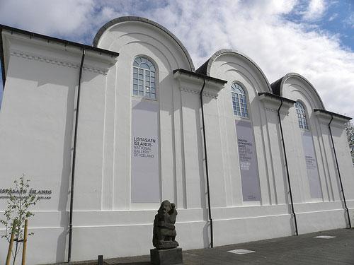 Galerie Nationale d Islande Reykjavik