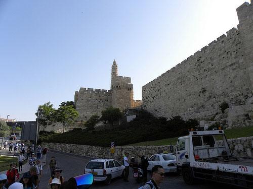 Tour de David Jérusalem
