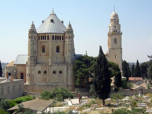 Abbaye de la Dormition Jérusalem