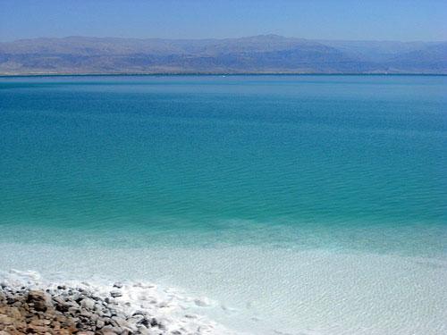 Visiter la mer Morte