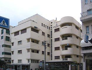Ville blanche de Tel-Aviv – le mouvement moderne