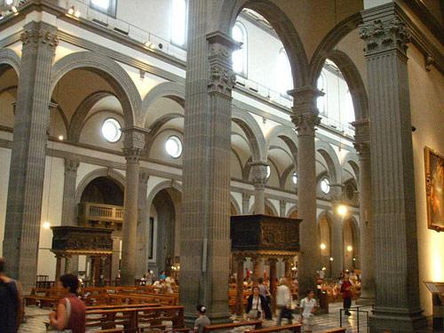 Chapelles des Médicis Florence