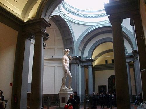 Galerie de l Académie Florence
