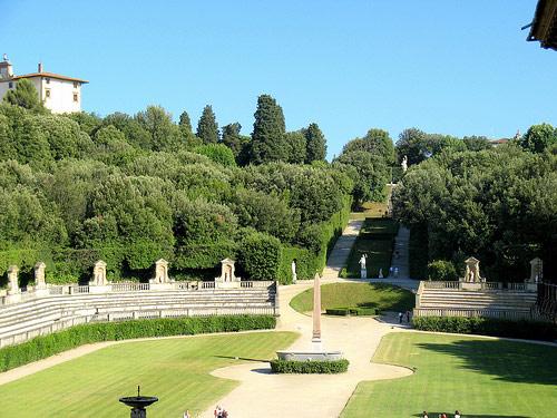 Jardin de Boboli Florence