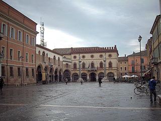 Monuments paléochrétiens de Ravenne