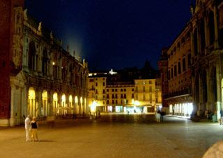 Ville de Vicence et les villas de Palladio en Vénétie