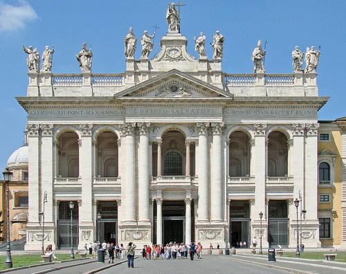 Basilique Saint-Jean-de-Latran Rome