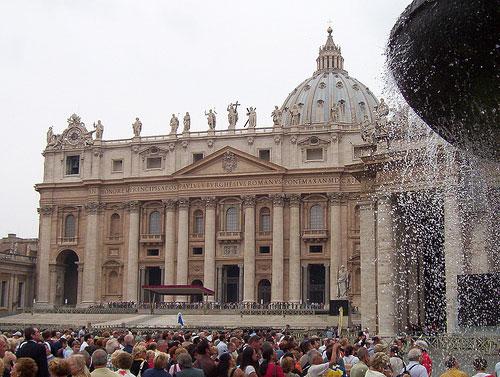 Basilique Saint-Pierre du Vatican Rome