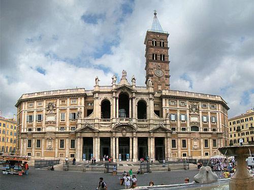 Basilique Sainte-Marie-Majeure Rome