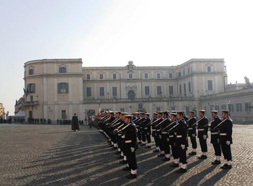 Palais du Quirinal Rome