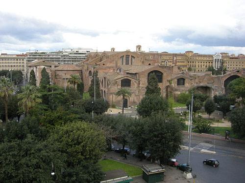 Thermes de Dioclétien Rome