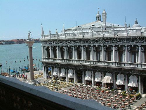 Bibliothèque Marciana Venise